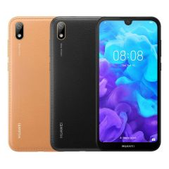 Huawei Y5 2019 (Dual SIM 4G/4G, 32GB/2GB, Faux Leather) front