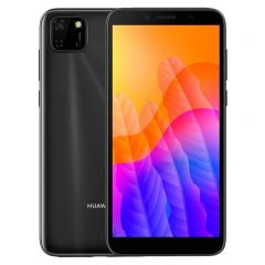 Huawei Y5P (Dual SIM 4G/4G, 32GB/2GB, 5.45'') - Midnight Black-main