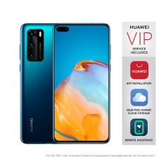 "Huawei P40 (Dual SIM 5G, 6.1"", 50MP, Pre Order) - Deep Sea Blue VIP"