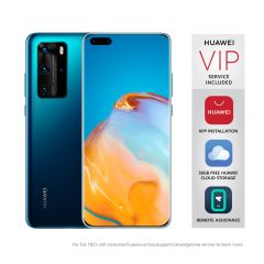 "Huawei P40 Pro (Dual SIM 5G, 6.58"", 50MP, HMS/NO GMS) - Deep Sea Blue VIP"